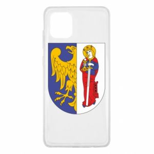 Samsung Note 10 Lite Case Ruda Slaska arms
