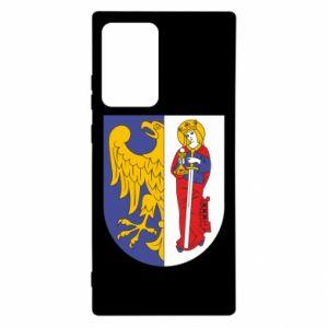 Etui na Samsung Note 20 Ultra Ruda Śląska herb