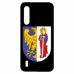 Etui na Xiaomi Mi9 Lite Ruda Śląska herb