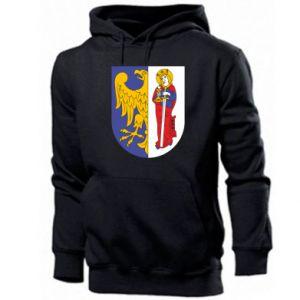 Men's hoodie Ruda Slaska arms