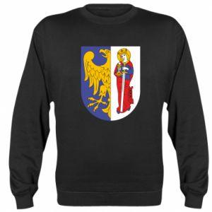Sweatshirt Ruda Slaska arms