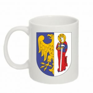 Mug 330ml Ruda Slaska arms