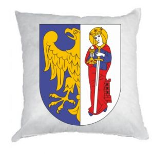 Pillow Ruda Slaska arms