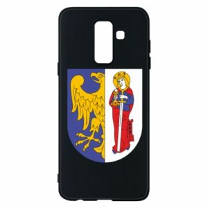 Phone case for Samsung A6+ 2018 Ruda Slaska arms