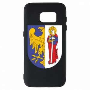 Phone case for Samsung S7 Ruda Slaska arms