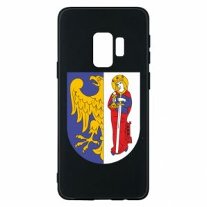 Phone case for Samsung S9 Ruda Slaska arms