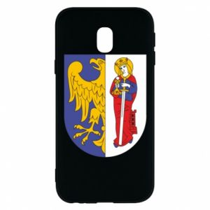 Phone case for Samsung J3 2017 Ruda Slaska arms