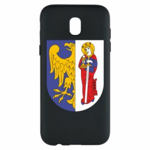 Phone case for Samsung J5 2017 Ruda Slaska arms