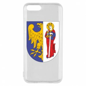 Phone case for Xiaomi Mi6 Ruda Slaska arms