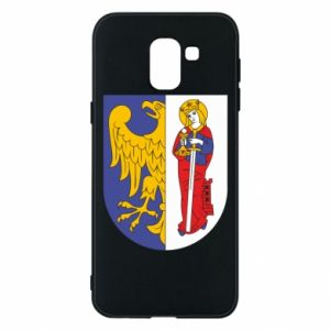 Phone case for Samsung J6 Ruda Slaska arms