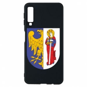 Phone case for Samsung A7 2018 Ruda Slaska arms