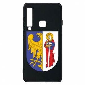 Phone case for Samsung A9 2018 Ruda Slaska arms
