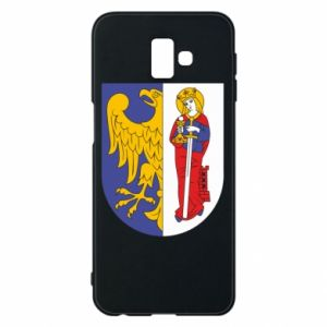 Phone case for Samsung J6 Plus 2018 Ruda Slaska arms