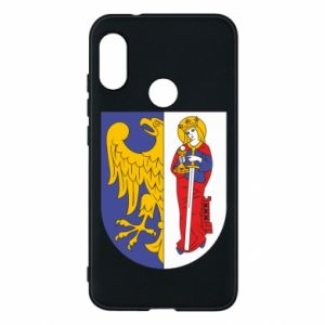 Phone case for Mi A2 Lite Ruda Slaska arms