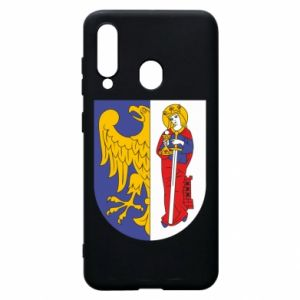 Phone case for Samsung A60 Ruda Slaska arms