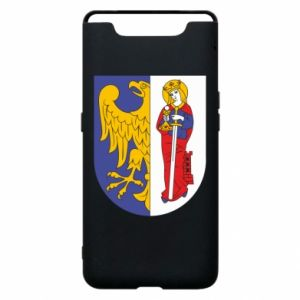 Phone case for Samsung A80 Ruda Slaska arms