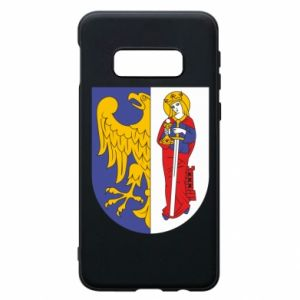 Phone case for Samsung S10e Ruda Slaska arms