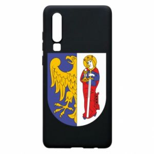 Phone case for Huawei P30 Ruda Slaska arms