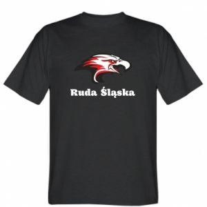 Koszulka męska Ruda Śląska Orzeł trójkolorowy