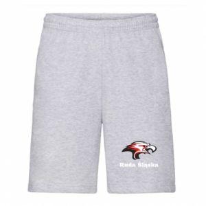 Men's shorts Ruda Slaska tricolor eagle