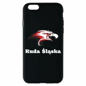 Etui na iPhone 6/6S Ruda Śląska Orzeł trójkolorowy