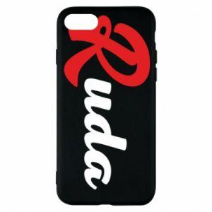 Etui na iPhone 8 Ruda