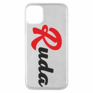 Etui na iPhone 11 Pro Ruda