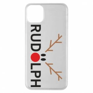 iPhone 11 Pro Max Case Rudolph