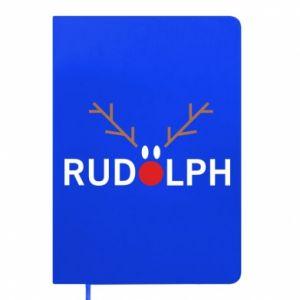 Notepad Rudolph