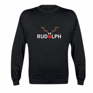 Kid's sweatshirt Rudolph