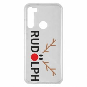 Xiaomi Redmi Note 8 Case Rudolph