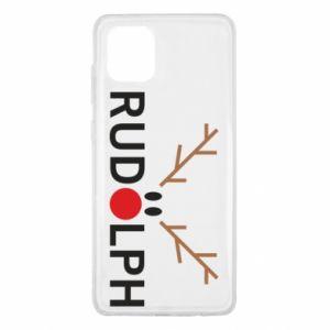 Etui na Samsung Note 10 Lite Rudolph