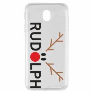Etui na Samsung J7 2017 Rudolph