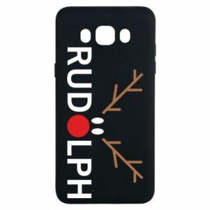 Etui na Samsung J7 2016 Rudolph