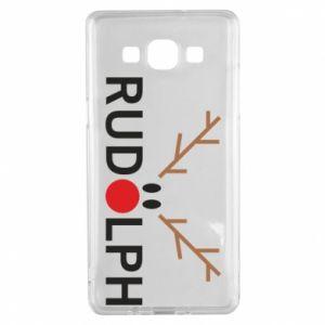 Etui na Samsung A5 2015 Rudolph