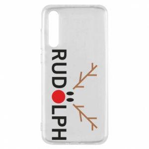 Etui na Huawei P20 Pro Rudolph