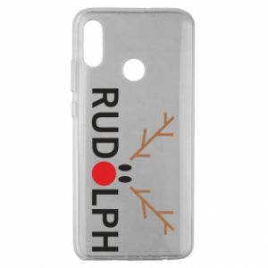 Huawei Honor 10 Lite Case Rudolph