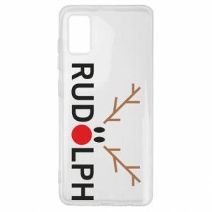 Etui na Samsung A41 Rudolph
