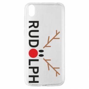 Etui na Huawei Y5 2019 Rudolph