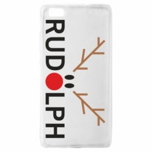Etui na Huawei P 8 Lite Rudolph