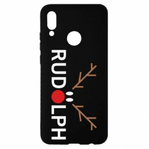 Huawei P Smart 2019 Case Rudolph