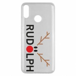 Etui na Huawei Y9 2019 Rudolph