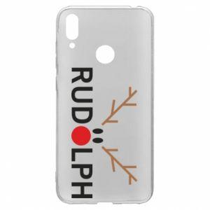 Etui na Huawei Y7 2019 Rudolph