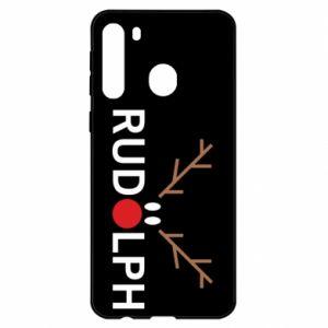 Etui na Samsung A21 Rudolph
