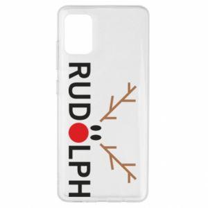 Etui na Samsung A51 Rudolph