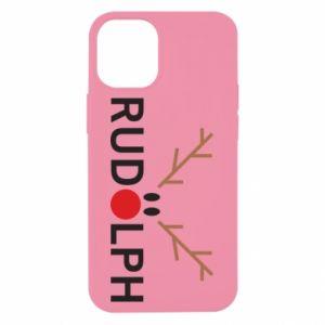 Etui na iPhone 12 Mini Rudolph