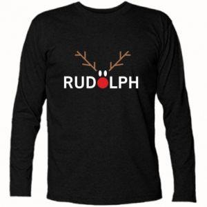 Koszulka z długim rękawem Rudolph