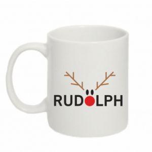 Mug 330ml Rudolph
