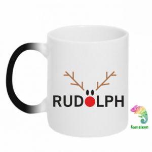 Kubek-kameleon Rudolph