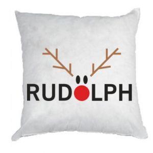 Pillow Rudolph